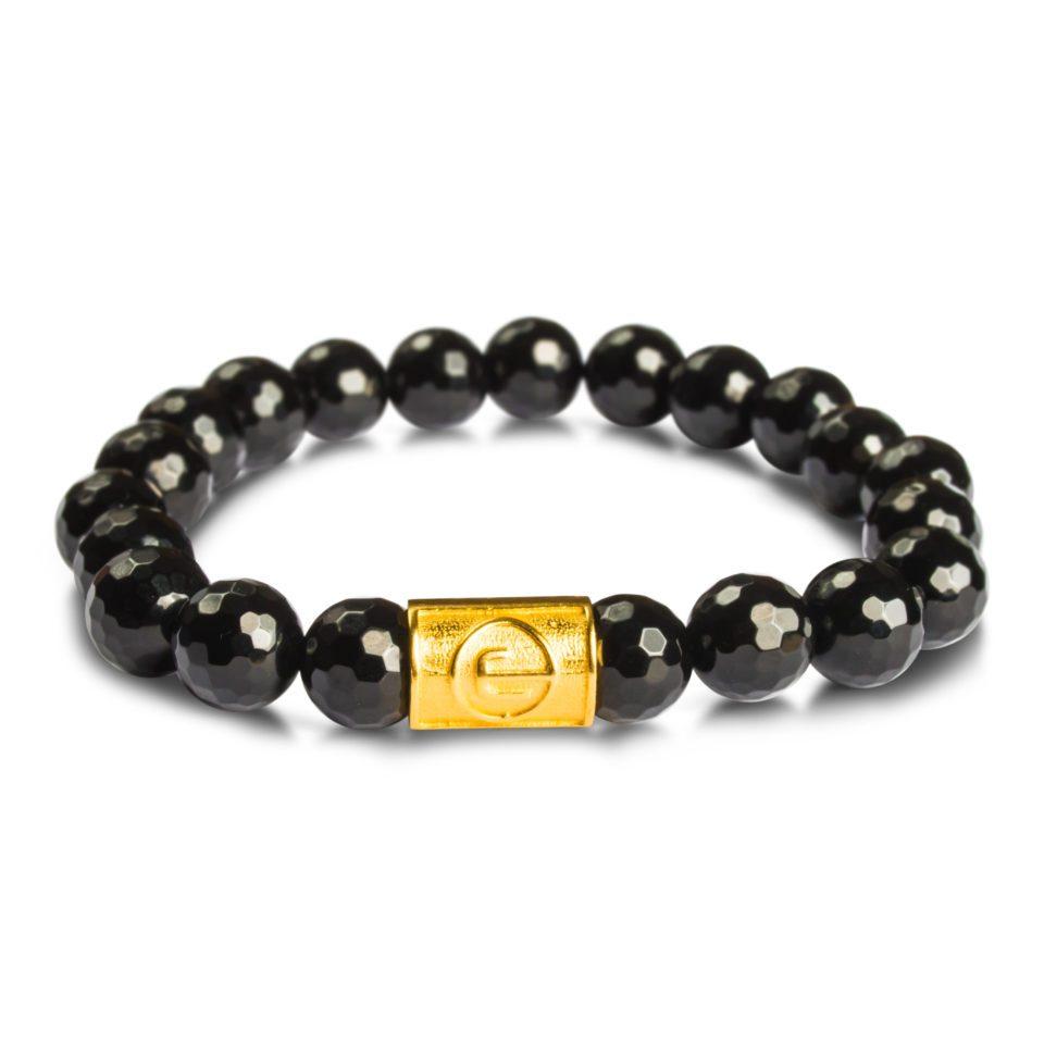 ESEROCCA Classic Black Onyx Gold.